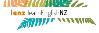 LearnEnglishNZ – LENZ